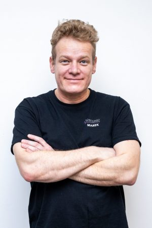 Marek - profilová fotka